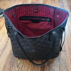 Louis Vuitton Damier Neverful MM